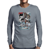 Hook Jaw 1, Ideal Gift or Birthday Present Mens Long Sleeve T-Shirt