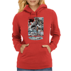 Hook Jaw 1, Ideal Gift or Birthday Present Womens Hoodie