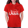 HOOKED ON JESUS Womens Polo
