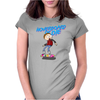 Hooverboard or die Womens Fitted T-Shirt