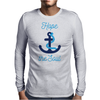 Hope Anchors The Soul Mens Long Sleeve T-Shirt