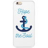 Hope Anchors The Soul Phone Case