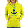 Hope Anchors The Soul Womens Hoodie