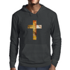HOPE and PRAY Mens Hoodie