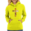 HOPE and PRAY Womens Hoodie