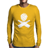 Hops Beer Bottles Mens Long Sleeve T-Shirt