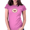 hora de aventura Womens Fitted T-Shirt