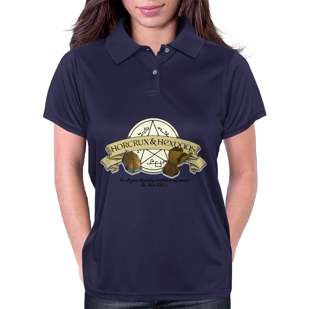 Horcrux & Hexbags Womens Polo