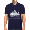 Horror Camp Crystal Lake Est IIX3 V Mens Polo