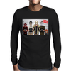 Horror Funny Retro Movie Halloween Mens Long Sleeve T-Shirt