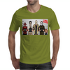 Horror Funny Retro Movie Halloween Mens T-Shirt
