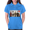Horror Funny Retro Movie Halloween Womens Polo