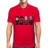 Horror Movie - Serial Killers - Cloud Nine Edition Mens Polo