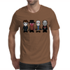 Horror Movie - Serial Killers - Cloud Nine Edition Mens T-Shirt