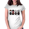 Horror Movie - Serial Killers - Cloud Nine Edition Womens Fitted T-Shirt
