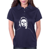 Horror Movie Womens Polo