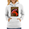 Horses Dancing in the Stars Womens Hoodie
