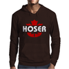 Hoser Canadian Bob and Doug Mens Hoodie
