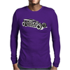 Hot Rod 1, Ideal Birthday Gift Or Present Mens Long Sleeve T-Shirt
