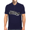 Hot Rod 1, Ideal Birthday Gift Or Present Mens Polo