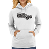 Hot Rod 1, Ideal Birthday Gift Or Present Womens Hoodie