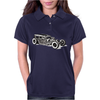 Hot Rod 1, Ideal Birthday Gift Or Present Womens Polo