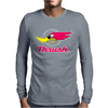 Hot Rod Gear Head Thrush Mens Long Sleeve T-Shirt