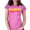 Hot Rod Womens Fitted T-Shirt