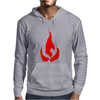 Hot Topic The Last Airbender Fire Nation Mens Hoodie