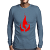 Hot Topic The Last Airbender Fire Nation Mens Long Sleeve T-Shirt