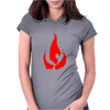 Hot Topic The Last Airbender Fire Nation Womens Fitted T-Shirt
