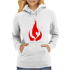 Hot Topic The Last Airbender Fire Nation Womens Hoodie