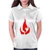 Hot Topic The Last Airbender Fire Nation Womens Polo