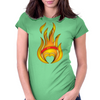 Hot Womens Fitted T-Shirt