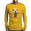 HOTDOG Mens Long Sleeve T-Shirt
