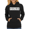House Club Dance Womens Hoodie