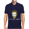 House Md Tv Show Its Not Lupus Mens Polo