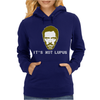 House Md Tv Show Its Not Lupus Womens Hoodie