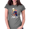 House Of Cards 2016 Womens Fitted T-Shirt