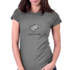 House Stark sigil Womens Fitted T-Shirt