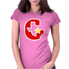 Houston Gamblers Football Womens Fitted T-Shirt