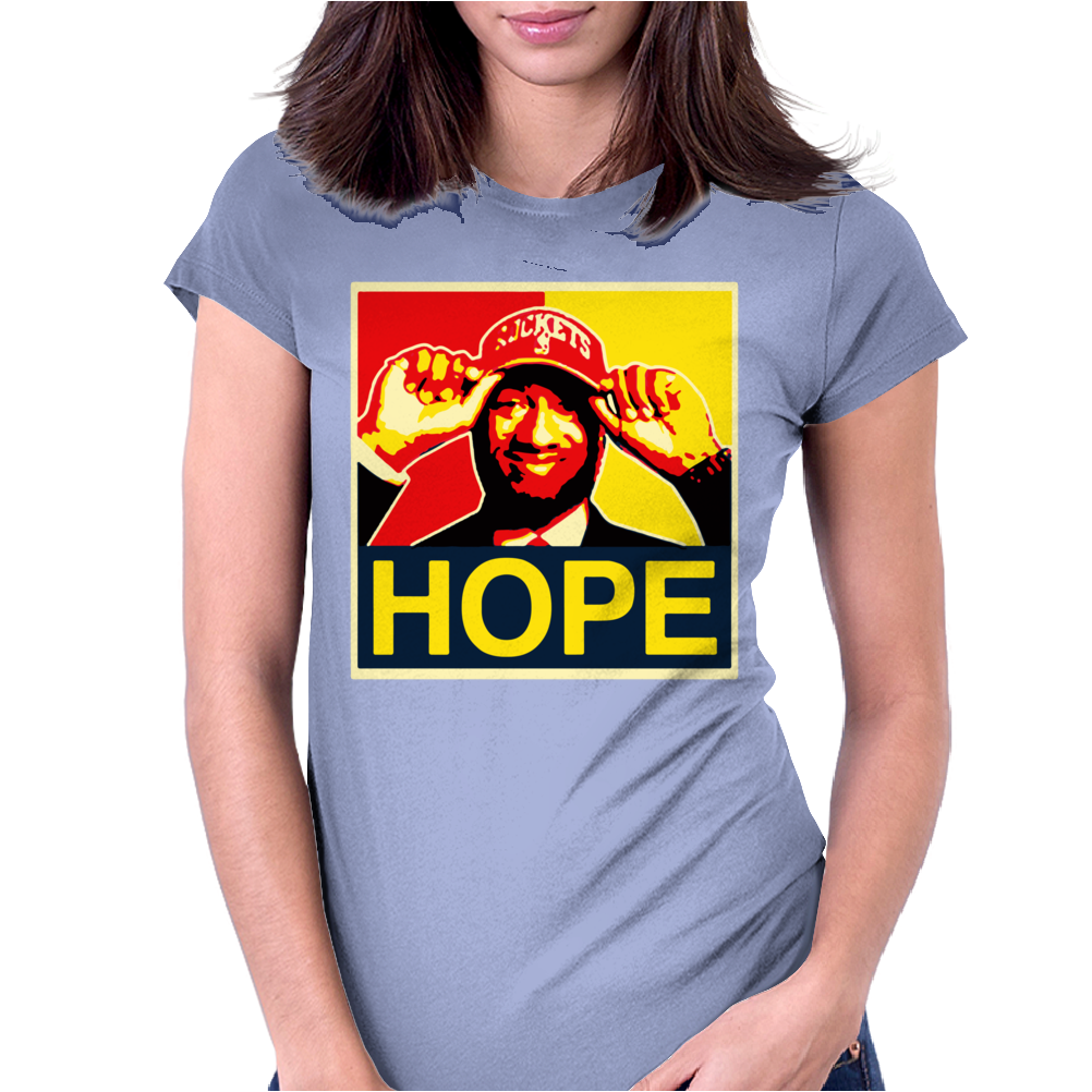 Houston Royce White Basketball Hope Womens Fitted T-Shirt
