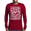 Hovercars Are the Futur Mens Long Sleeve T-Shirt