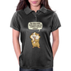 How many candid conformists could one confident Confucius confuse? Womens Polo