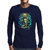 Howard Philips Lovecraft Cthulhu Bannana Mens Long Sleeve T-Shirt