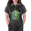 Howard Philips Lovecraft Cthulhu Bannana Womens Polo