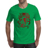 Howard Philips Lovecraft Cthulhu Blood Mens T-Shirt