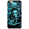 Howard Philips Lovecraft Cthulhu Blue Phone Case