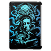 Howard Philips Lovecraft Cthulhu Blue Tablet (vertical)