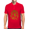 Howard Philips Lovecraft Cthulhu Mens Polo